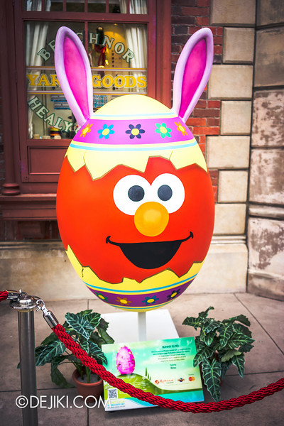 Universal Studios Singapore - Easter Egg 5