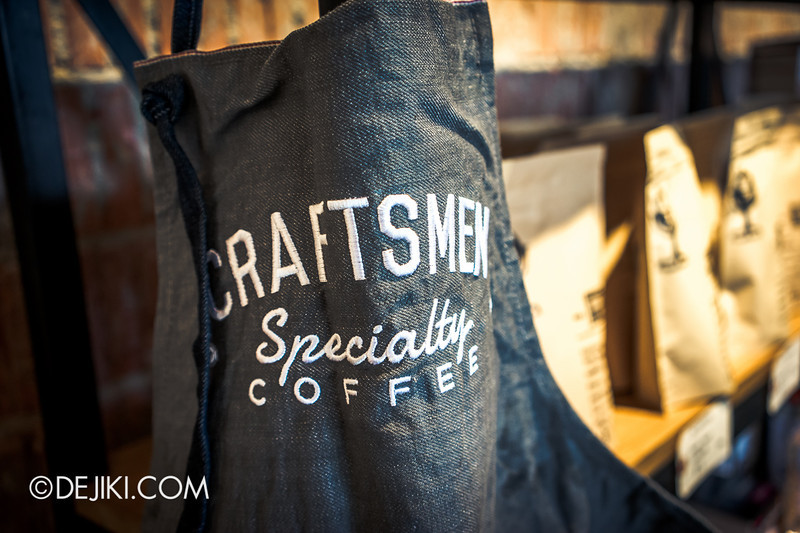 Craftsmen Specialty Coffee - 12 / Craftsmen Apron
