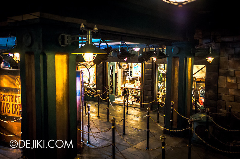 Mysterious Island - 20,000 Leagues Under The Sea / Queue Overflow 3