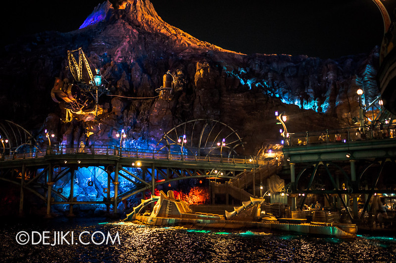 Mysterious Island - Night 1