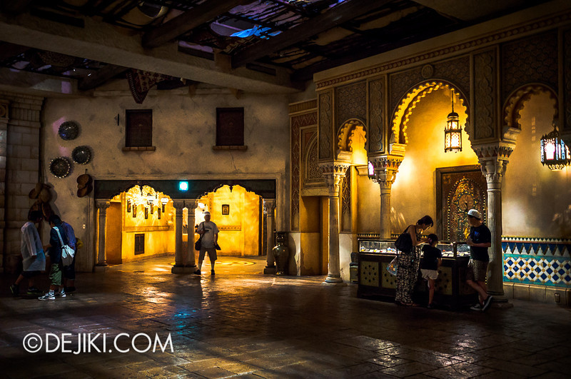 Arabian Coast - Casbah Food Court 3