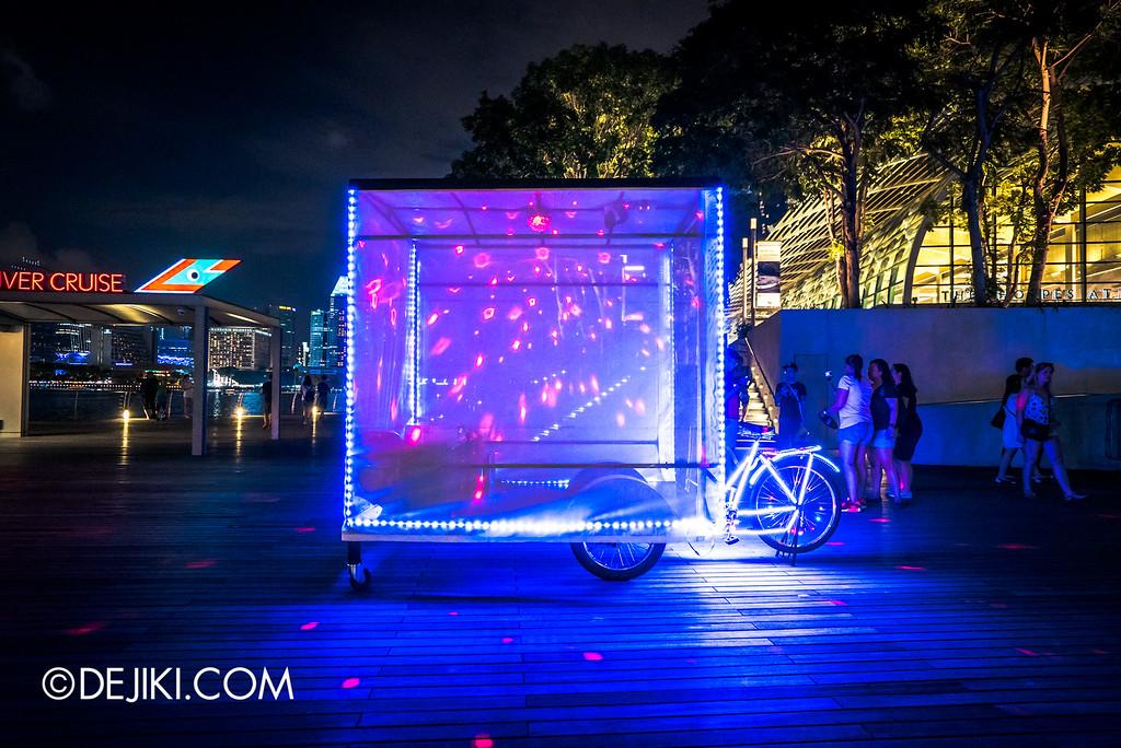 i Light Marina Bay 2016 - Cycle House