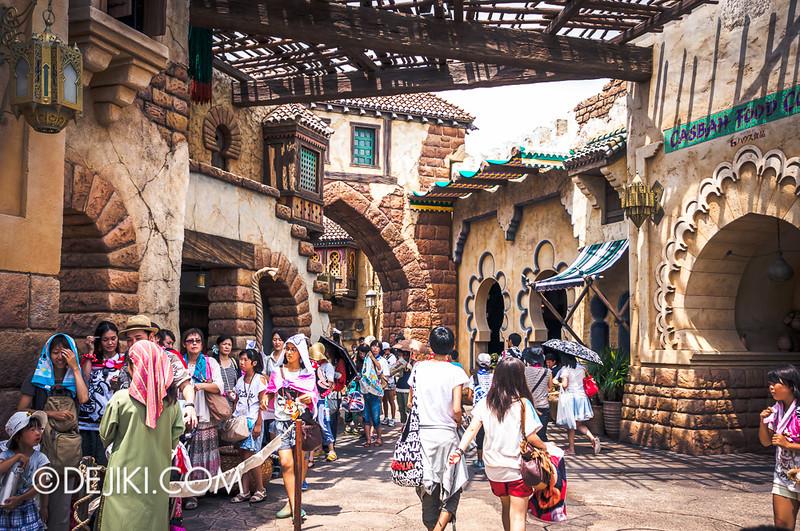 Arabian Coast - Streets 4