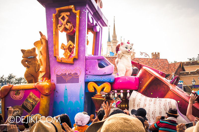 Tokyo Disneyland - Happiness is Here Parade 10 / The Aristocats