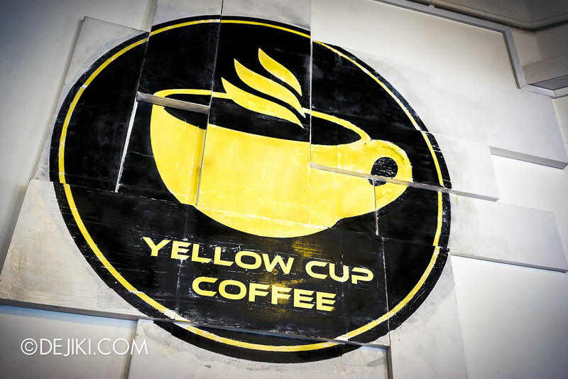 Yellow Cup Coffee 1 - Logo