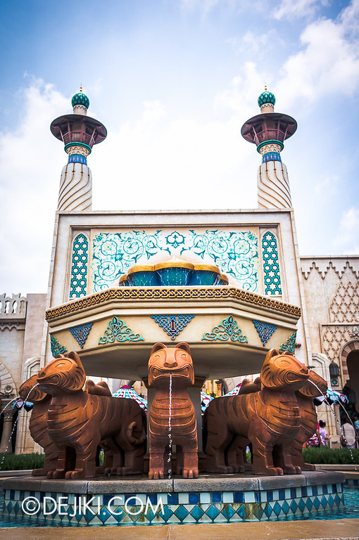Arabian Coast - Magic Lamp Theatre 2