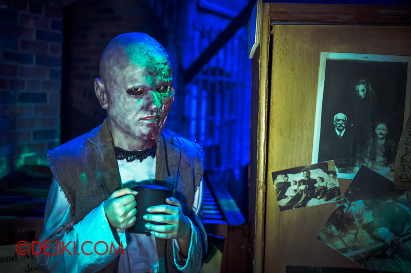 Halloween Horror Nights 4 - Bogeyman scare zone - condemned