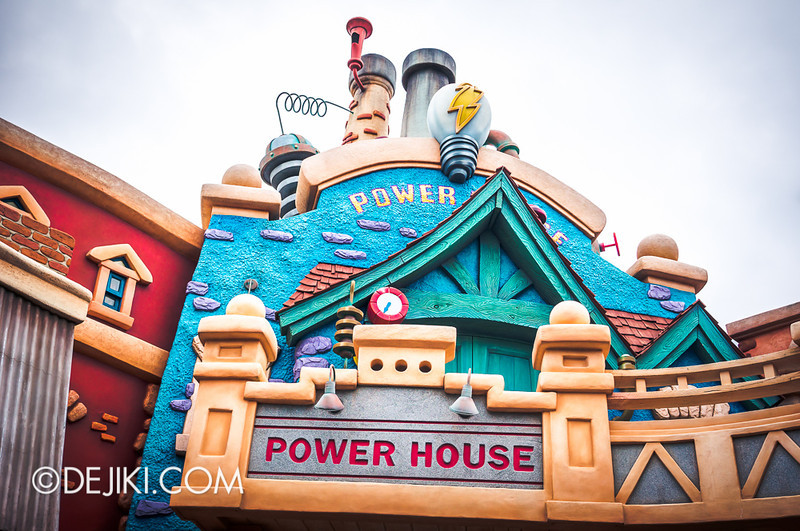 ToonTown - Powerhouse