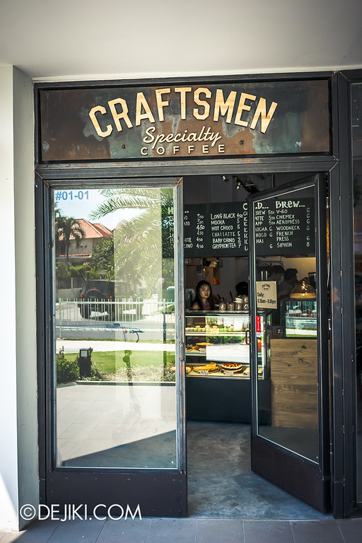 Craftsmen Specialty Coffee - 3 / Entrance