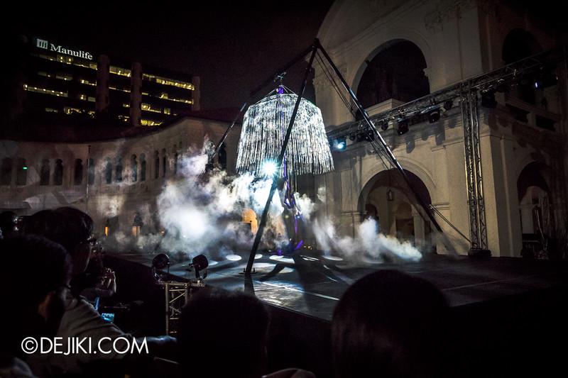 Singapore Night Festival 2015 - Starlight Alchemy presents ALCHEMY Act 1 - Shock of Recognition 4