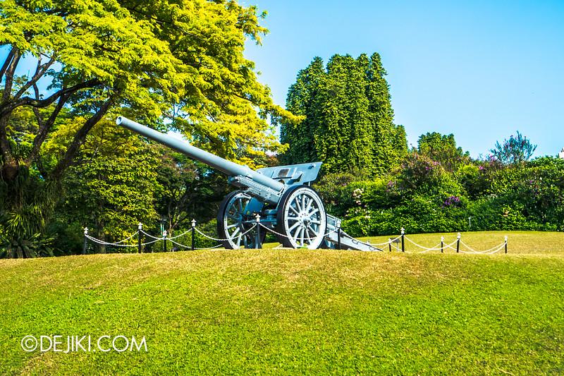 The Istana, Singapore - Gun Terrace