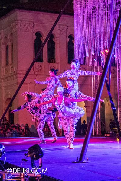 Singapore Night Festival 2015 - Starlight Alchemy presents ALCHEMY Act 1 - Shock of Recognition 3