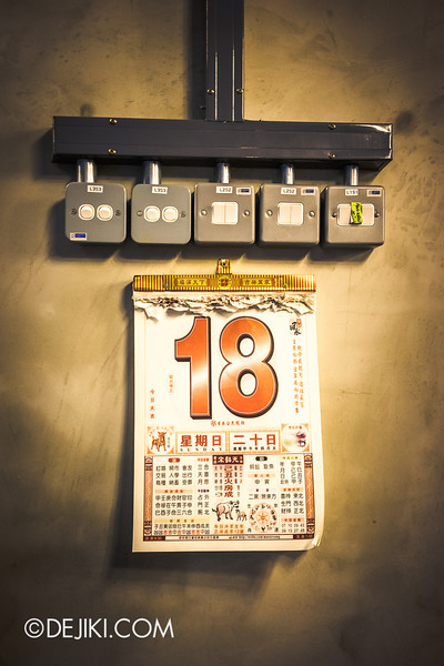 My Awesome Cafe - 2-11 / Calendar and Switches