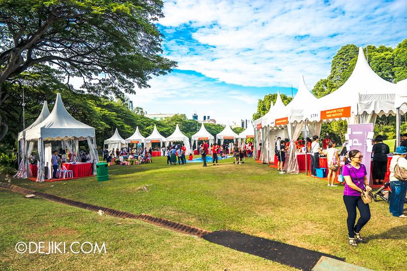 The Istana, Singapore - The Fair