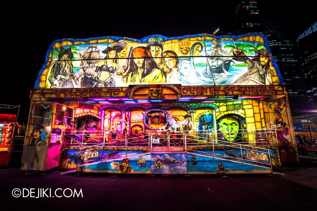 i Light Marina Bay 2016 - Uncle Ringo Carnival / Haunted House