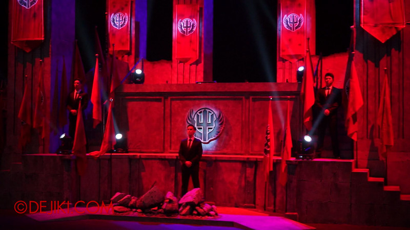 Universal Studios Singapore - Halloween Horror Nights 4 - Opening Scaremony still 2