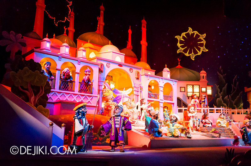 Sindbad's Storybook Voyage - Celebrations