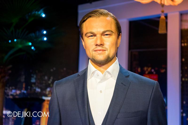 Madame Tussauds Singapore - Leonardo DiCaprio