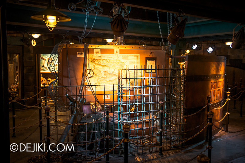 Mysterious Island - 20,000 Leagues Under The Sea / Queue Overflow
