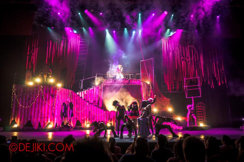 Halloween Horror Nights 4 - Jack's Nightmare Circus - Grand Finale 8