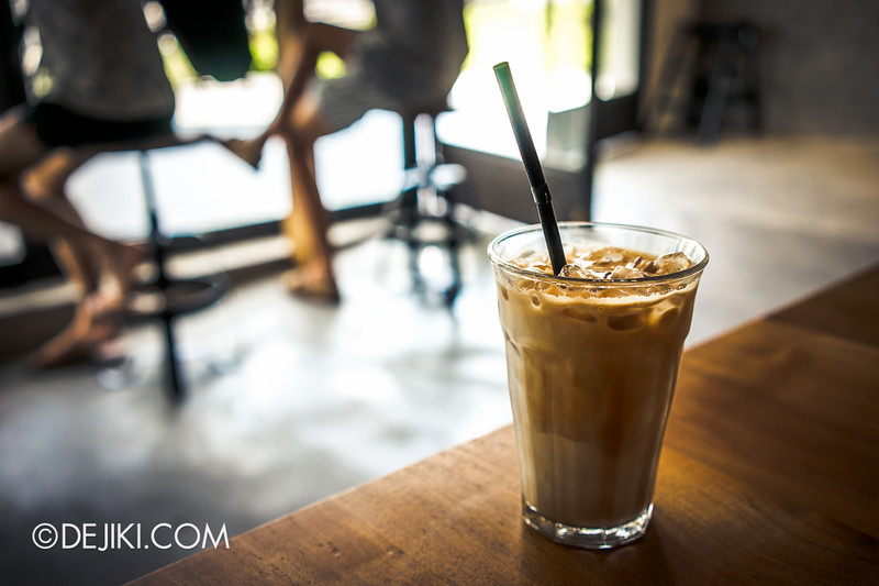 Craftsmen Specialty Coffee - 26 / Iced Latte
