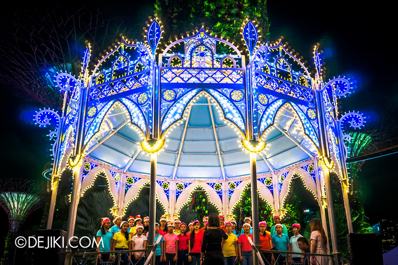 Gardens by the Bay - Winter Wonderland 2014 - Luminaries - Casa Armonica