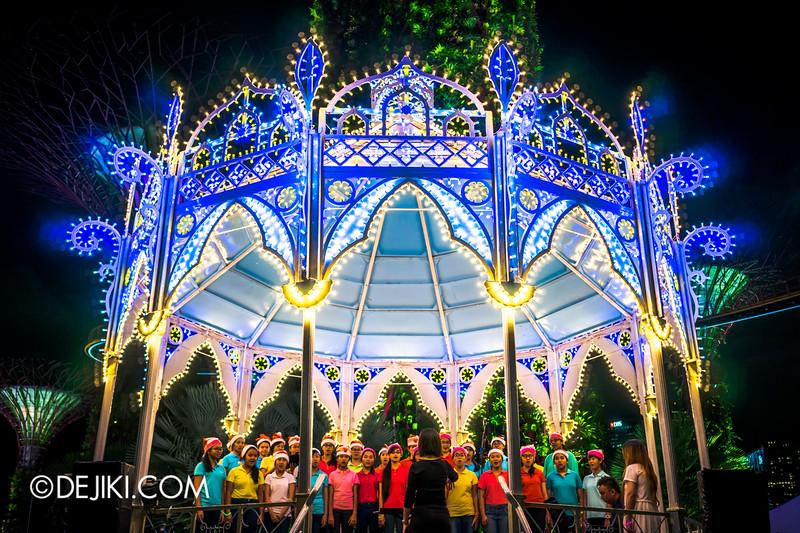 Gardens by the Bay - Winter Wonderland 2014 - Luminaries - Casa Armonica