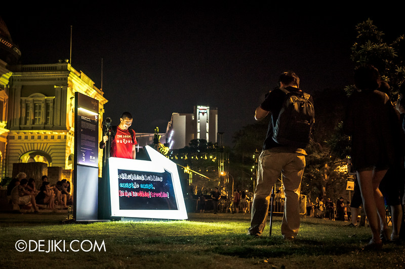Singapore Night Festival 2014 - 13