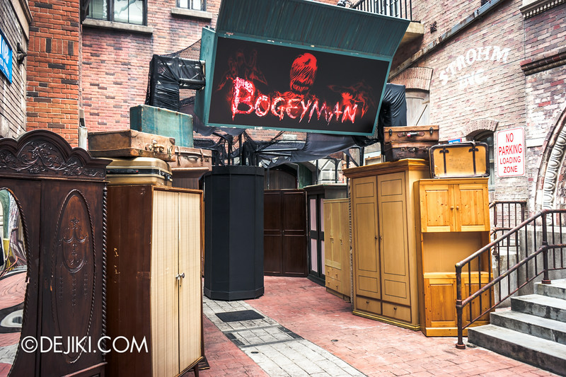 Halloween Horror Nights 4 - Before Dark - Bogeyman 3