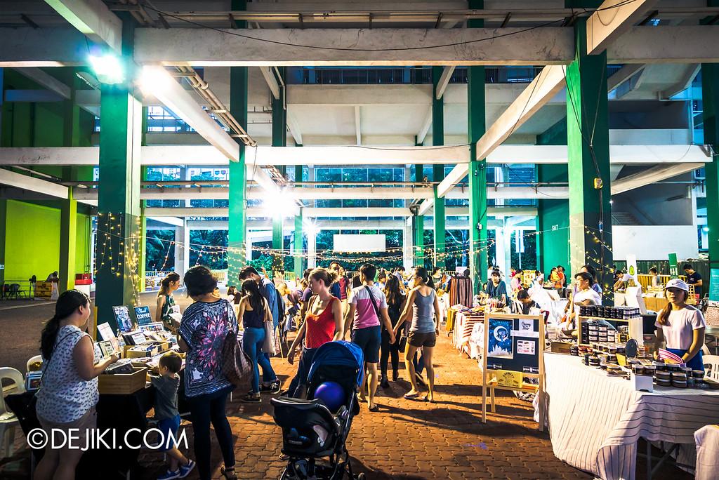i Light Marina Bay 2016 - Night Market