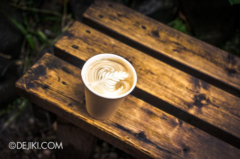 OMOTESANDO KOFFEE 12 - Baileys Cappuccino