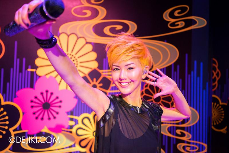 Madame Tussauds Singapore - Stefanie Sun Yanzi