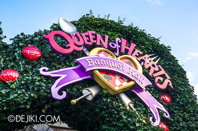 Queen of Hearts Banquet Hall - facade