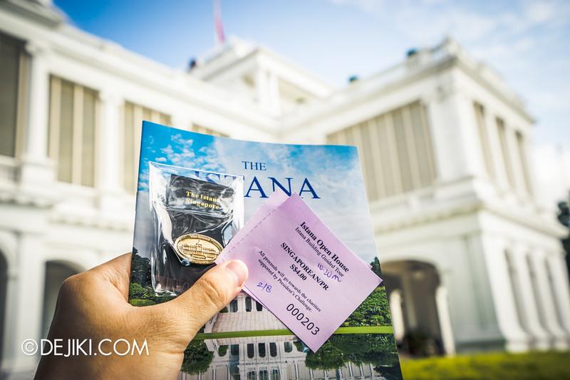 The Istana, Singapore - Istana Main Building Tour tickets