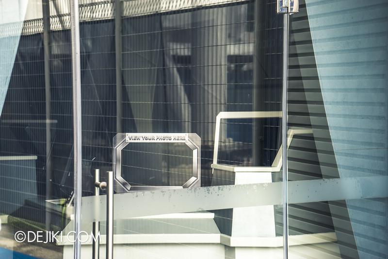 Universal Studios Singapore - Park Update February 2015 - Battlestar Galactica dueling roller coasters reopening - Galactica PX shop refurbishment