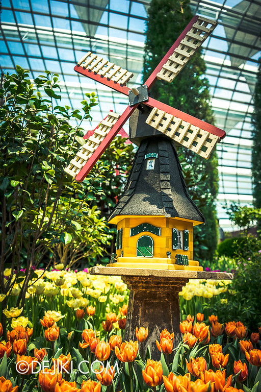 Gardens by the Bay - Tulipmania 2014 - 15