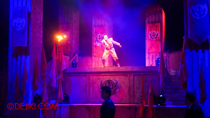 Universal Studios Singapore - Halloween Horror Nights 4 - Opening Scaremony still 8